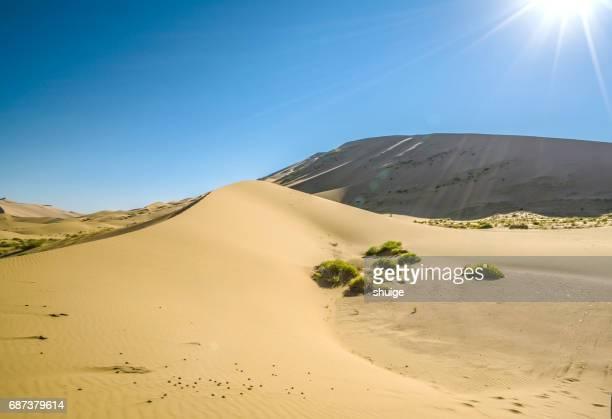 Badain Jaran Desert