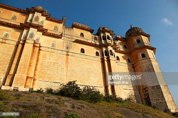 Badal Mahal meaning Palace of Clouds is at the highest point inside the Kumbhalgarh fort. It was built by Rana Fateh Singh in the 19th century. It is...