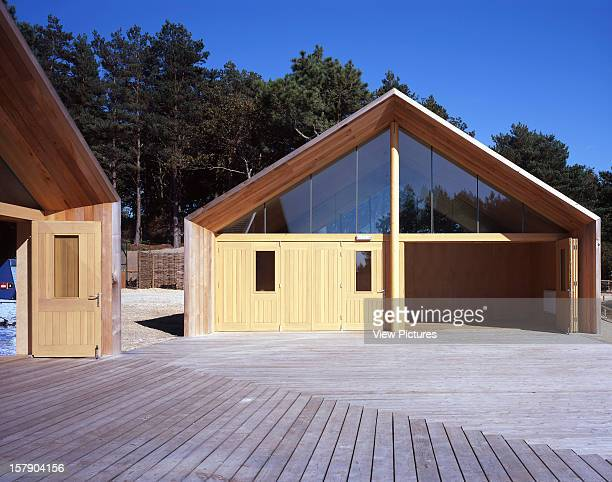 Baden Powell Outdoor Centre Poole Harbour United Kingdom Architect Wilkinson King Architects Baden Powell Outdoor Centre
