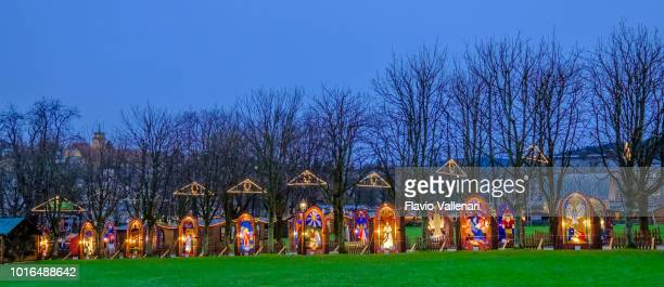 Baden-Baden at Christmas (Baden-Württemberg, Germany)