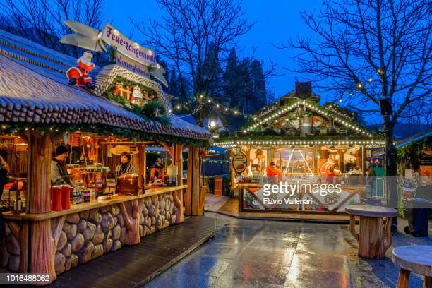 Baden-Baden, Christmas market (Baden-Württemberg, Germany)