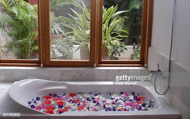 Badewanne PräsidentenSuite Bagan Hotel Bagan Myanmar Asien Reise BB DIG PNr 167/2005