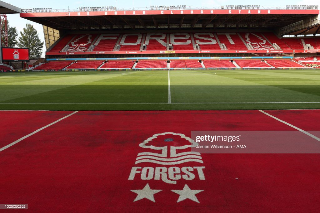 Nottingham Forest v Newcastle United - Carabao Cup Second Round : News Photo