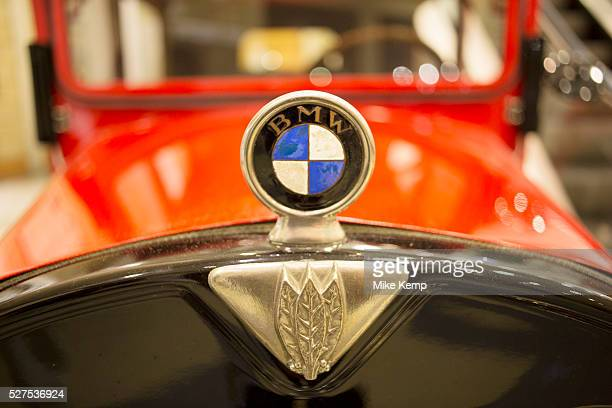 Badge of a 1931 BMW Dixi car The Heritage Motor Centre is home to the world's largest collection of British Cars it boasts nearly 300 cars in its...