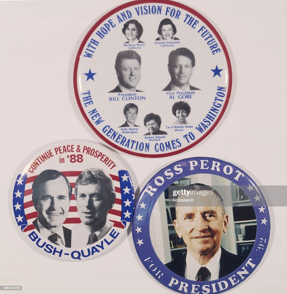 American Election Paraphernalia Through The Years
