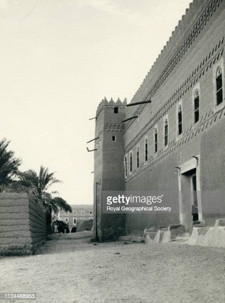 Badiya palace or rather guesthouse used by the Crown Prince provided to me 1939/1940 Gerald de Gaury was a British military officer he was the...