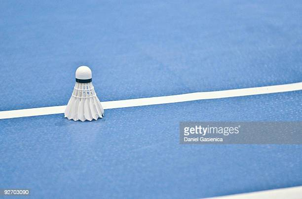 badminton - badminton sport stock photos and pictures