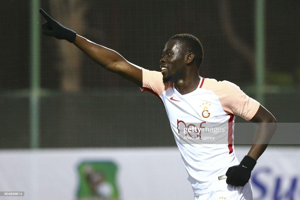 Galatasaray vs Viitorul: Friendly match : News Photo