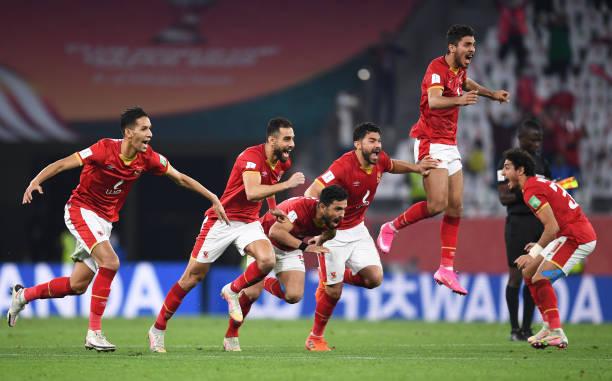 QAT: Al Ahly SC v SE Palmeiras - FIFA Club World Cup Qatar 2020