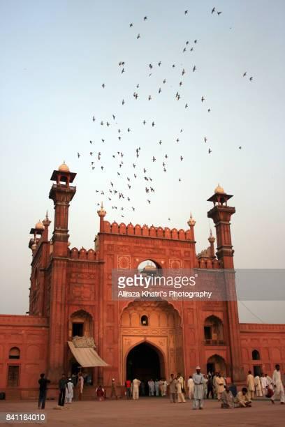 Badshahi Mosque, Lahore - Mughal Marvel in Pakistan.