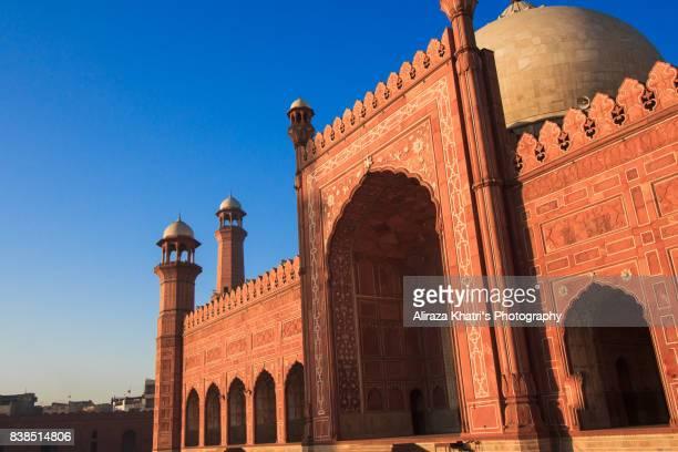 Badshahi Mosque, Lahore.