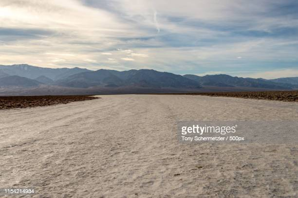 badwater basin - land feature stock pictures, royalty-free photos & images