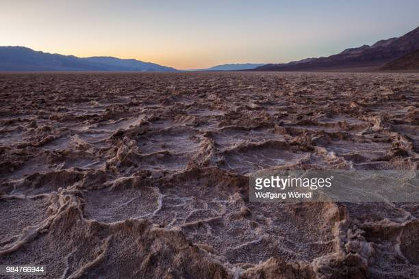 badwater - wolfgang wörndl stock pictures, royalty-free photos & images
