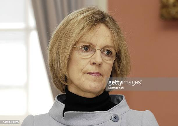 Baerbel Dieckmann Lord Mayor of Bonn Germany