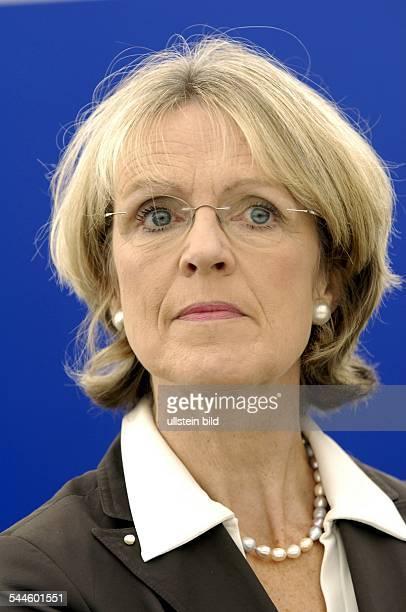 Baerbel Dieckmann Politikerin SPD D stellvertretende Vorsitzende der SPD Oberbuergermeisterin von Bonn