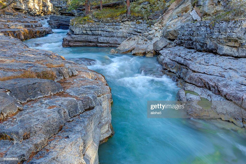 Baeuty Creek Fällt : Stock-Foto