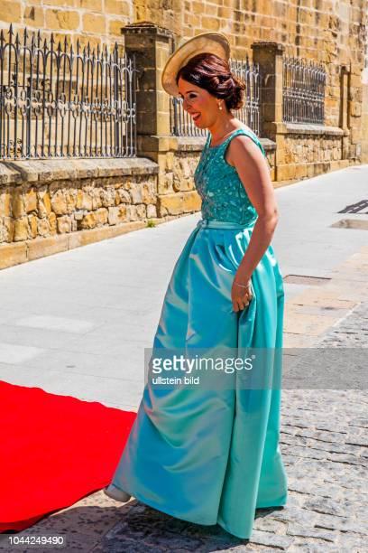 Baeza, Spanien, ESP, Andalusien, al Andalus, Altstadtensemble, Renaissance, Herrensitze, Palast, UNESCO Weltkulturerbe, Aufnahmedatum:2017,