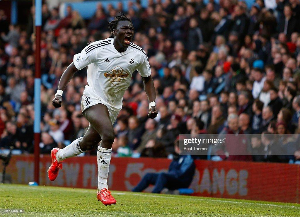 Aston Villa v Swansea City - Premier League