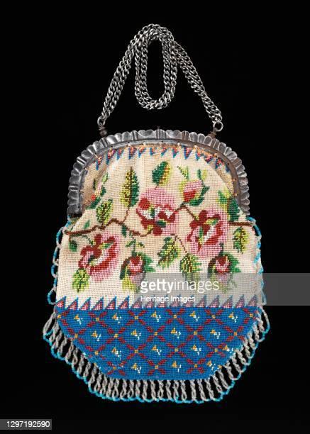 Bag, American, third quarter 19th century. Artist Unknown.