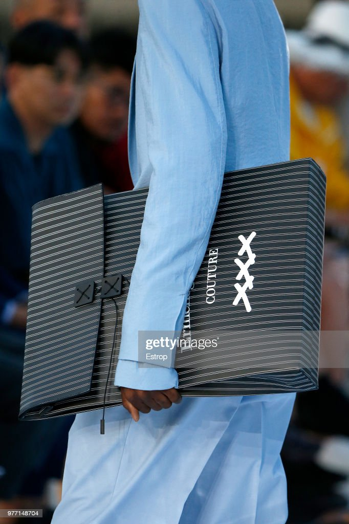 Ermenegildo Zegna - Details - Milan Men's Fashion Week Spring/Summer 2019 : Foto di attualità