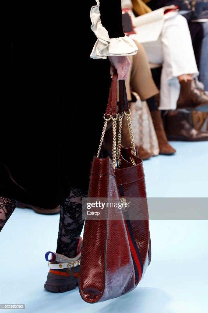 Gucci - Details - Milan Fashion Week Fall/Winter 2018/19 : News Photo
