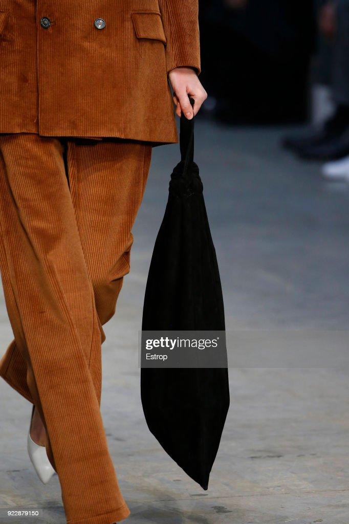 Lucio Vanotti - Details - Milan Fashion Week Fall/Winter 2018/19 : News Photo