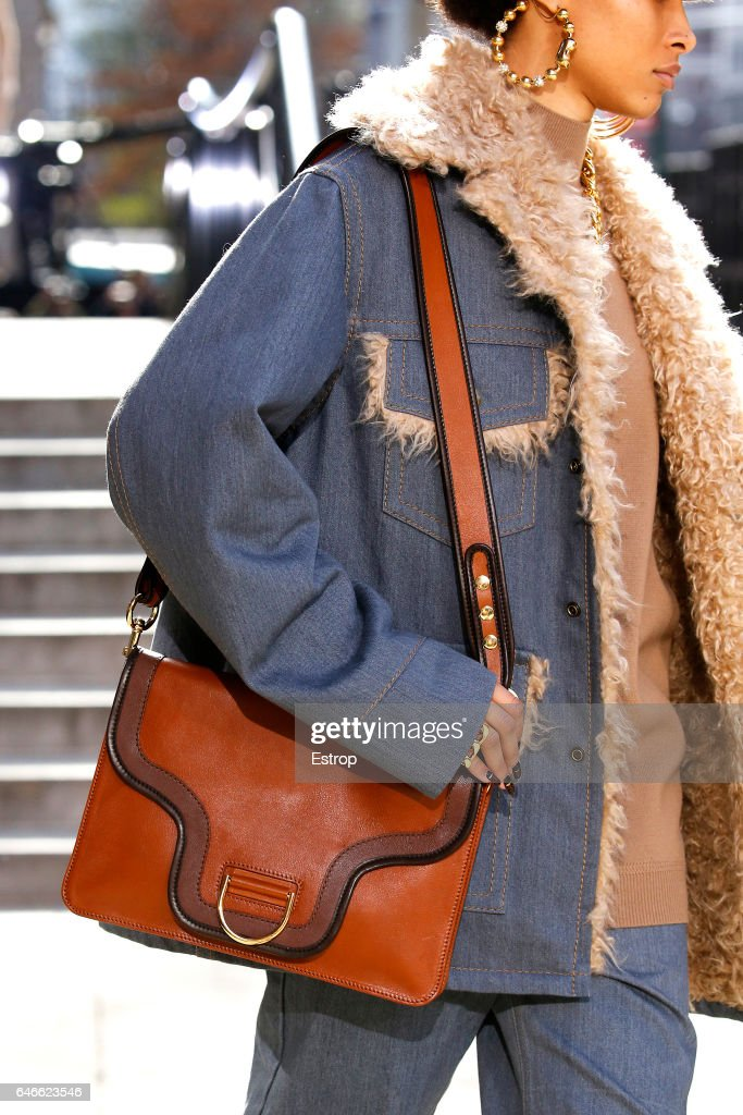 Marc Jacobs - Details - New York Fashion Week Fall/Winter 2017/18 : News Photo