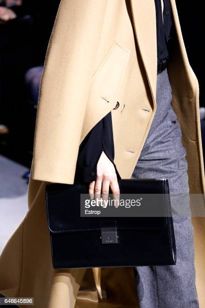 Bag detail at the Michael Kors show during the New York Fashion Week February 2017 collections on February 15 2017 in New York City