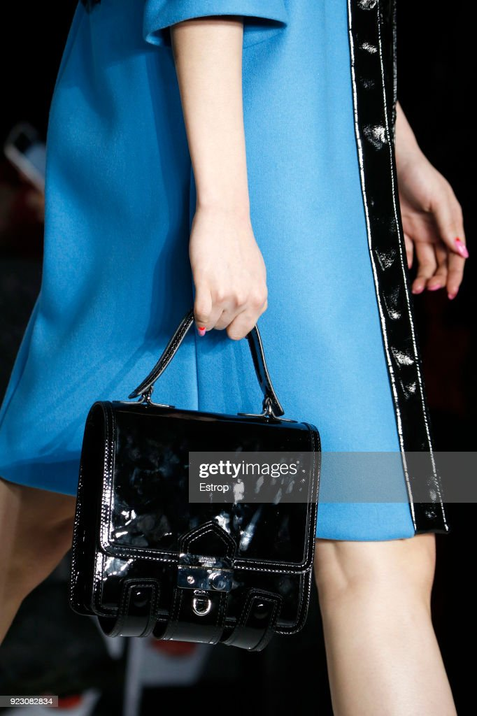 Moschino - Details - Milan Fashion Week Fall/Winter 2018/19 : Nachrichtenfoto
