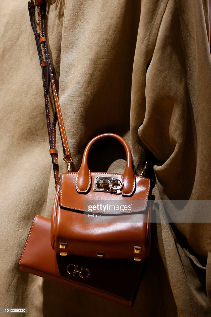 02ff2dfb225d Salvatore Ferragamo - Details - Milan Fashion Week Spring Summer 2019   News  Photo