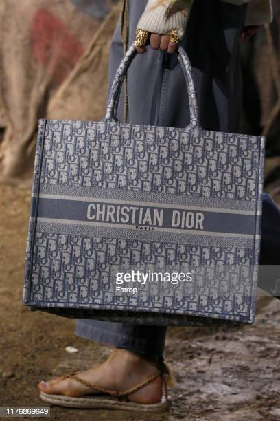 Bag detail during the Christian Dior Womenswear Spring/Summer 2020 show as part of Paris Fashion Week on September 24, 2019 in Paris, France.