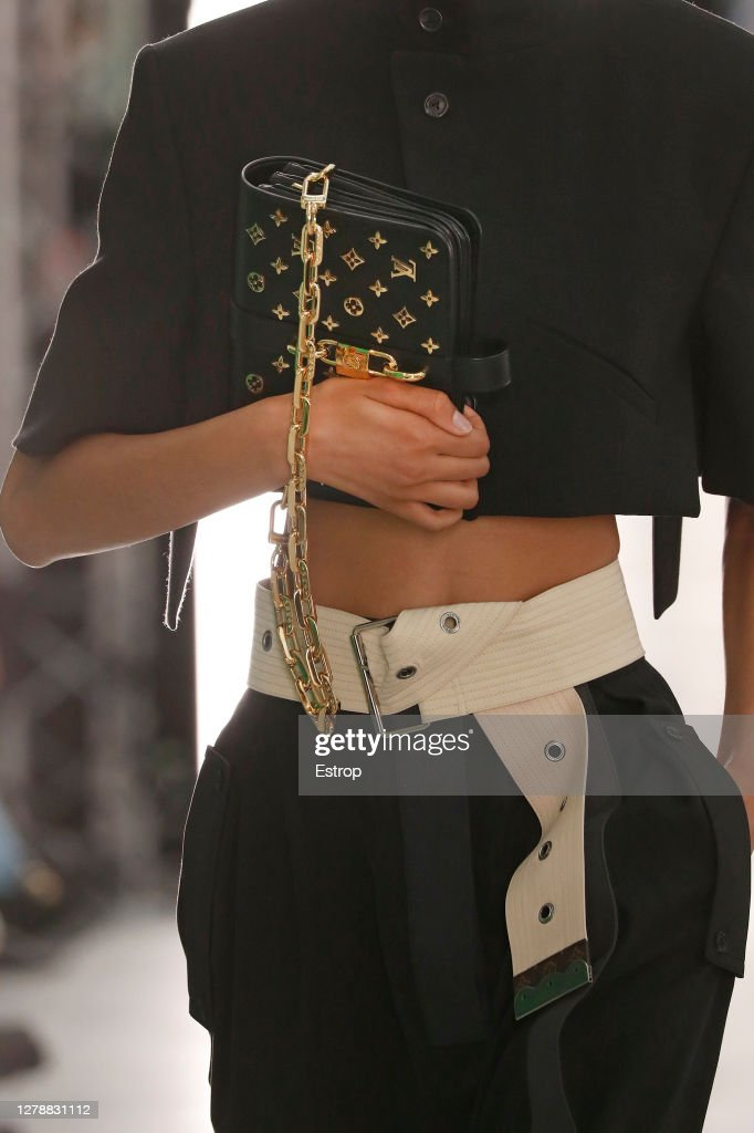 Louis Vuitton : Details - Paris Fashion Week - Womenswear Spring Summer 2021 : News Photo