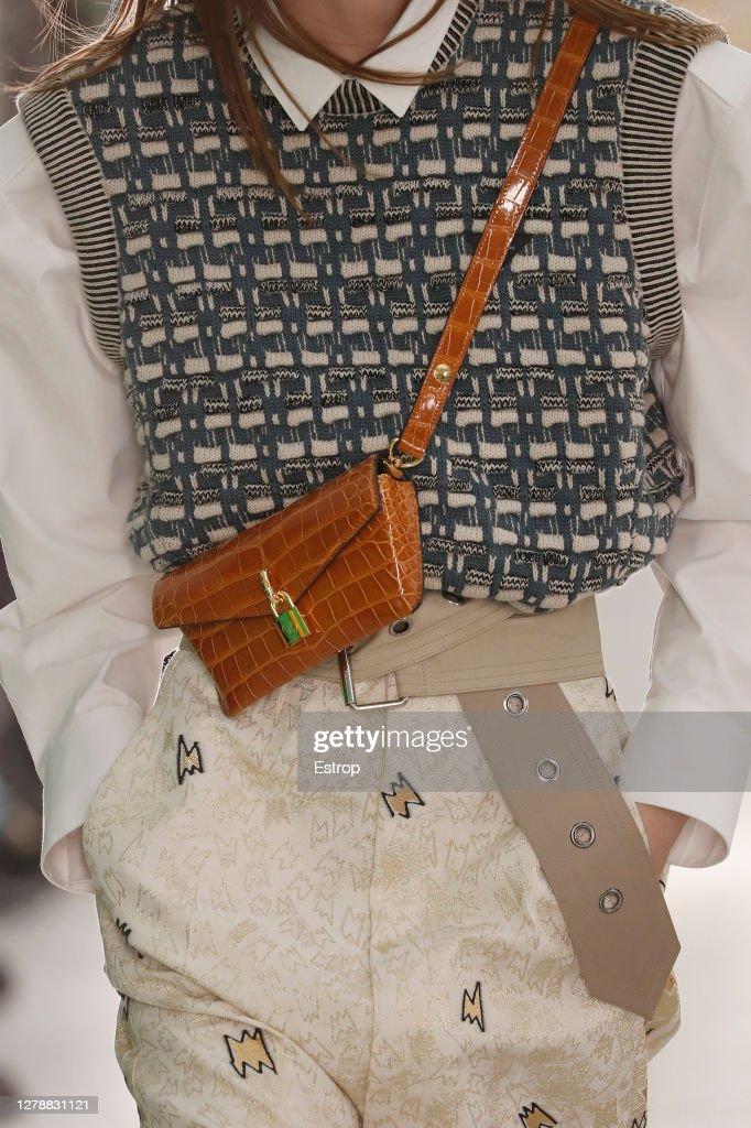 Louis Vuitton : Details - Paris Fashion Week - Womenswear Spring Summer 2021 : ニュース写真