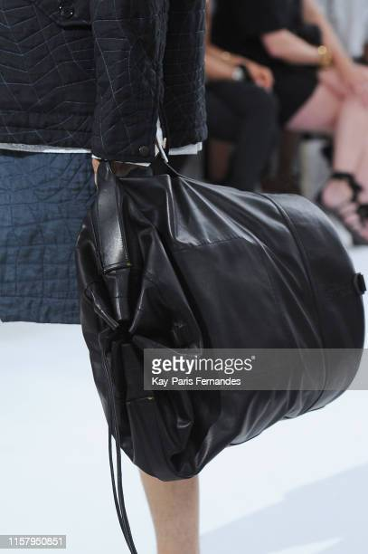 Bag detail during the Paul Smith Menswear runway Spring Summer 2020 show as part of Paris Fashion Week on June 23, 2019 in Paris, France.