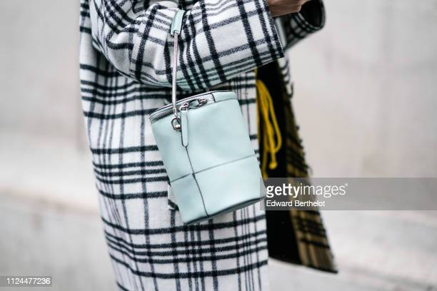A bag is seen during Paris Fashion Week Haute Couture Spring Summer 2020 on January 23 2019 in Paris France