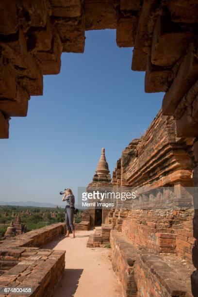 Bagan, Buddhist temples