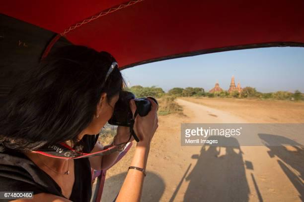 Bagan, Buddhist temples.