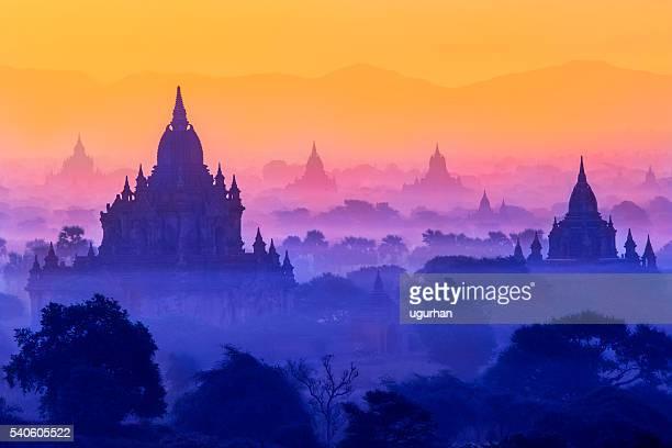 bagan, myanmar - myanmar stock pictures, royalty-free photos & images