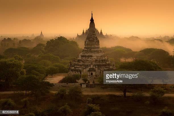 Bagan pagoda in Myanmar