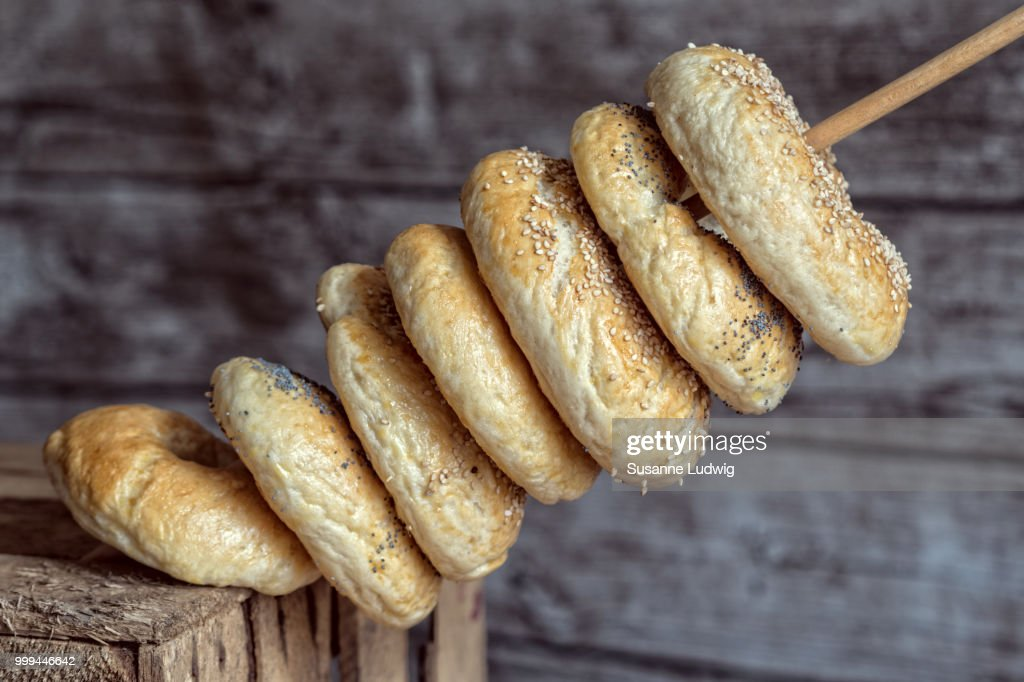 bagels : Stock Photo