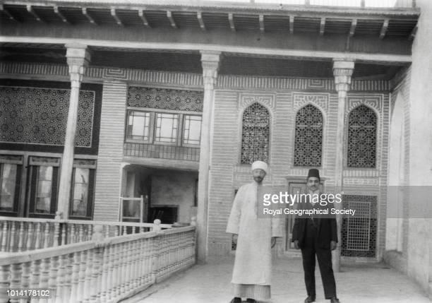 Baghdad Jamil Zaocchi's house Iraq 1913