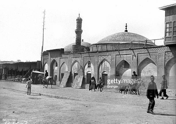 Baghdad Mosque 1910