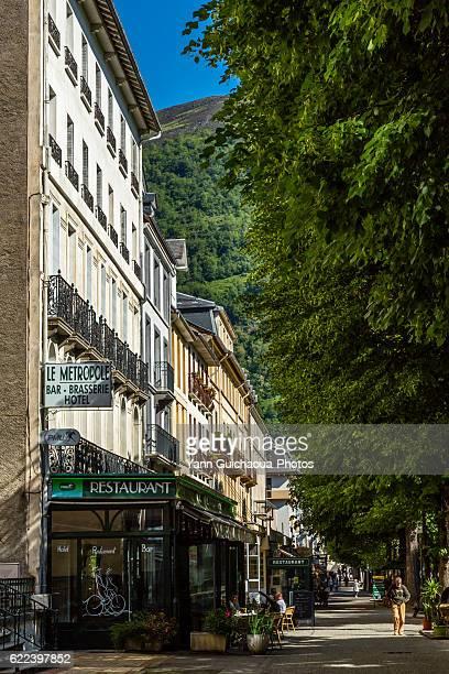 Bagneres de Luchon, Haute Garonne, France