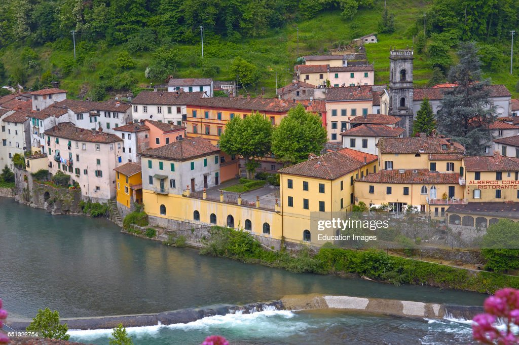 Bagni di Lucca, Lucca, Tuscany, Italy Pictures | Getty Images