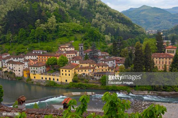 Bagni di Lucca Lucca Tuscany Italy Europe
