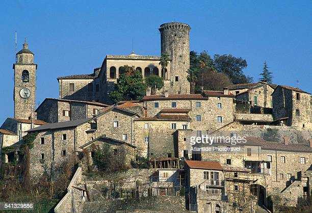 Bagnone and Castle