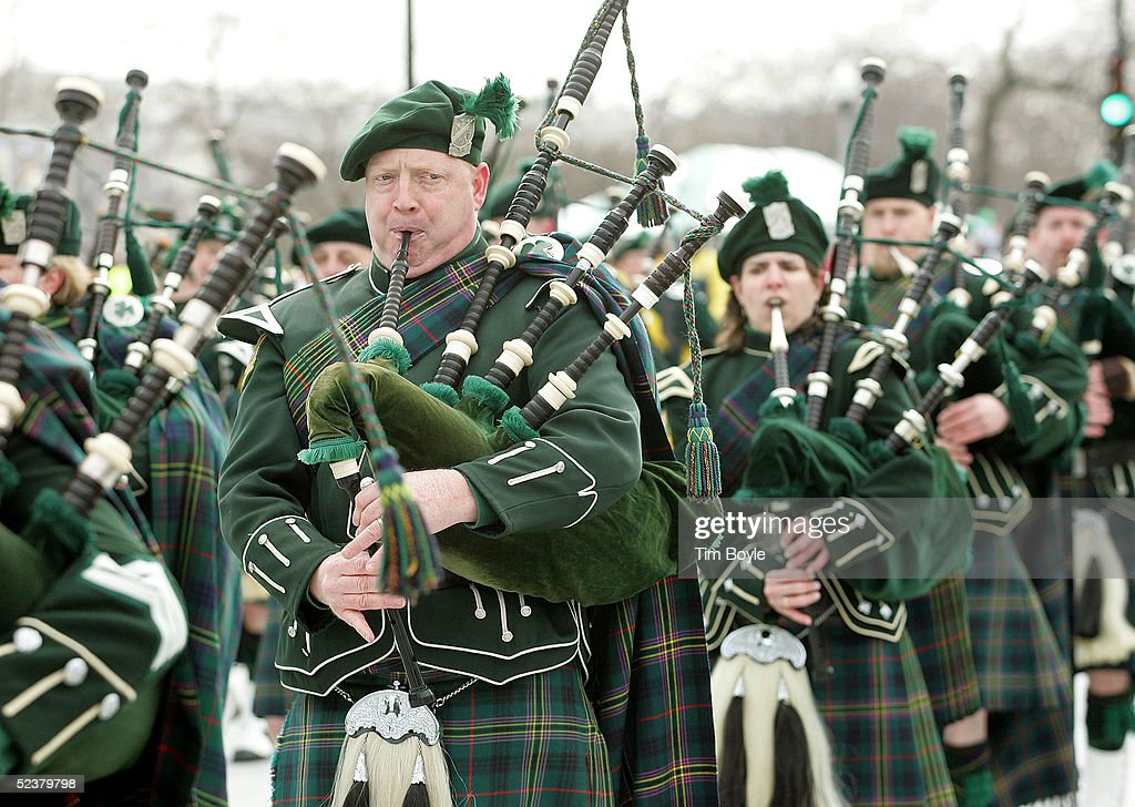 Chicago Celebrates St. Patricks Day With 50th Annual Parade : News Photo