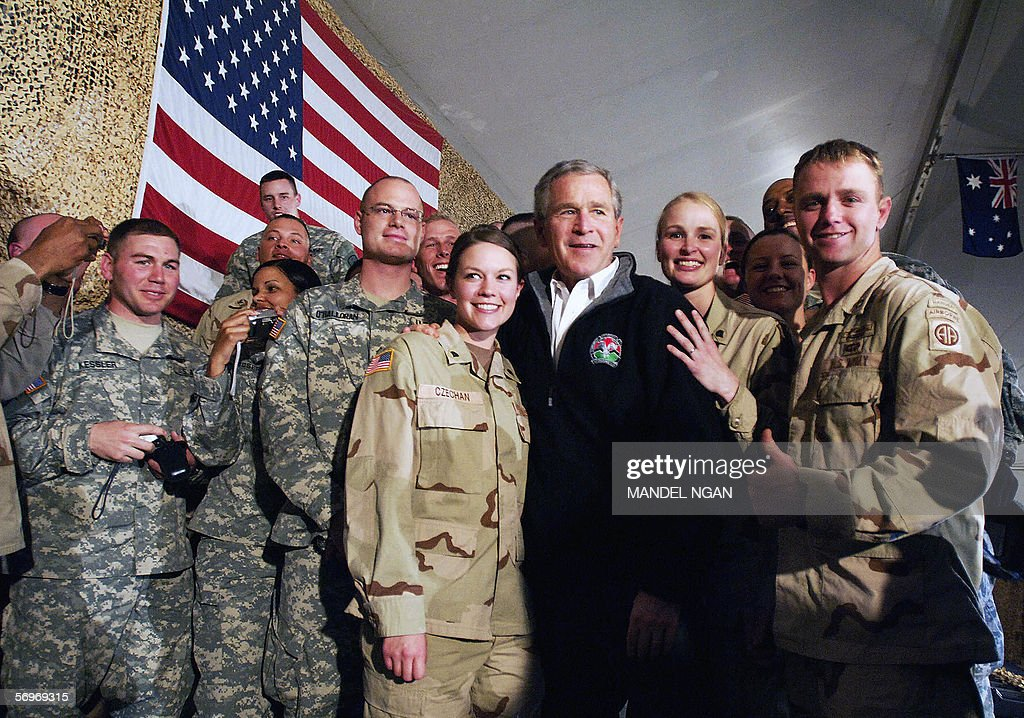 Image result for george w bush afghanistan