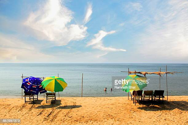 Bags beach in GOA India