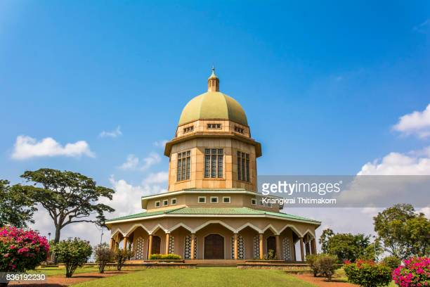 bahá'í faith in uganda. - kampala stock-fotos und bilder